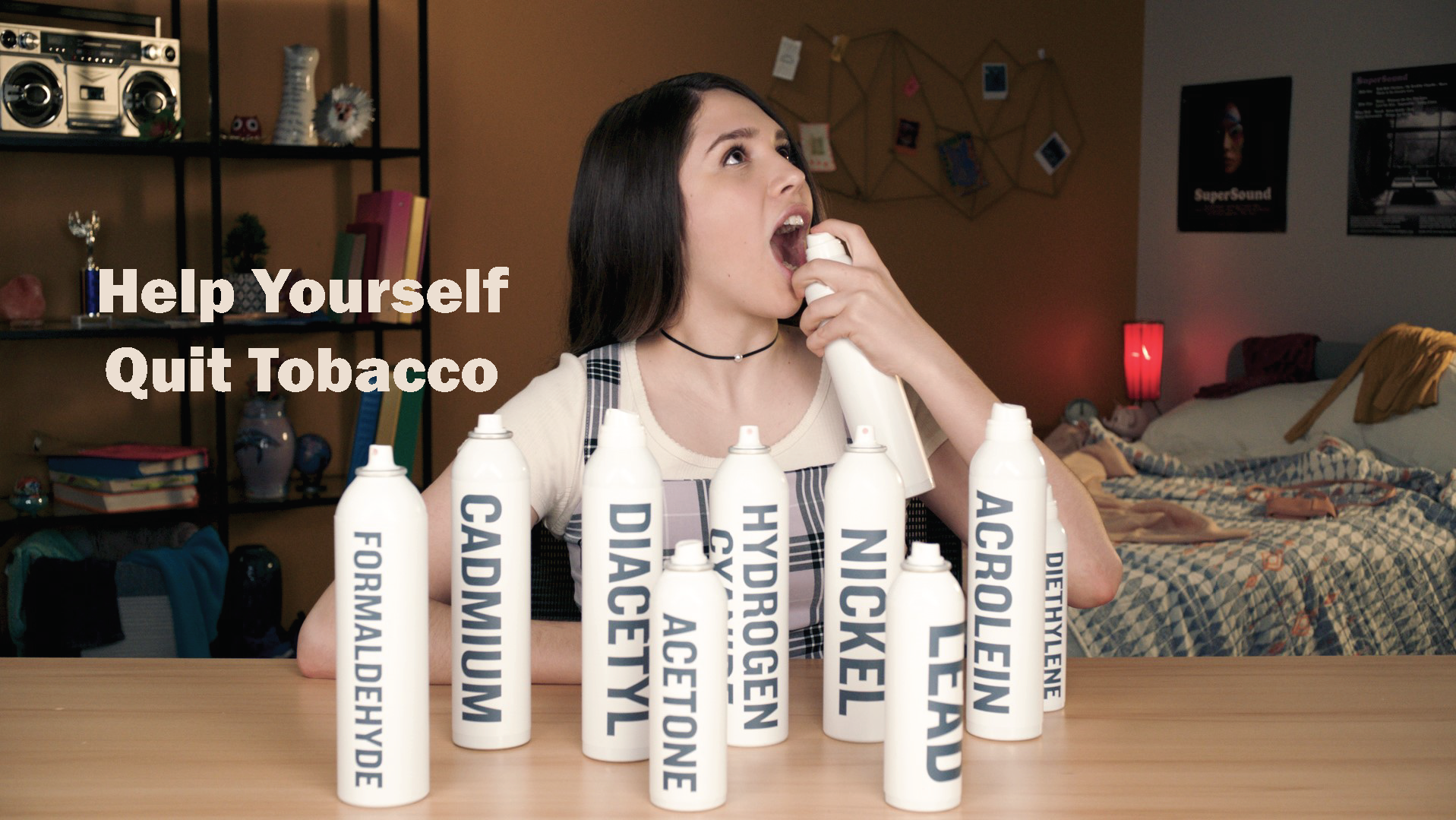 Help yourself quit tobacco.